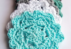 Coaster Crochet Pattern Free Easy Crochet Coaster Pattern For Beginners How To Crochet A