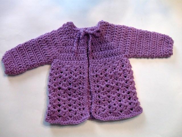Crochet Baby Sweater Patterns Instant Download Crochet Ba Sweater Pattern Beginner Etsy