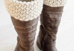 Crochet Boot Cuff Patterns Elizabeth Stitch Boot Cuff Crochet Pattern 2018 Crochet Crochet