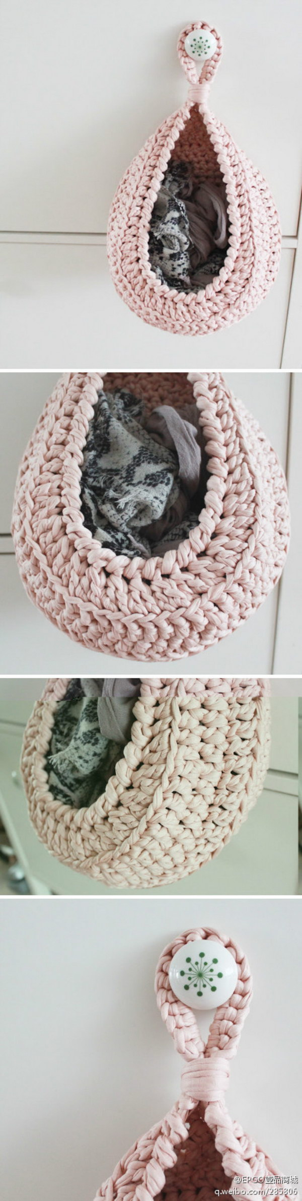 Crochet Cat Bed Pattern Free 30 Easy Crochet Projects With Free Patterns For Beginners
