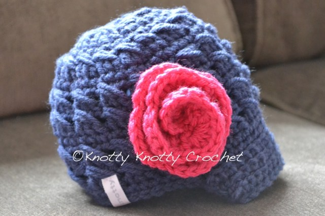 Crochet Newborn Newsboy Hat Pattern Free Knotty Knotty Crochet Newborn Newsboy Hat Free Pattern