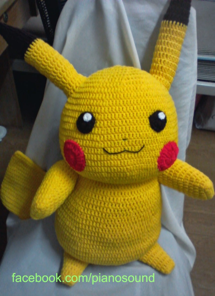 Awesome Amigurumi Blog! - Page 3 of 24 - Amigurumis! | 1200x872