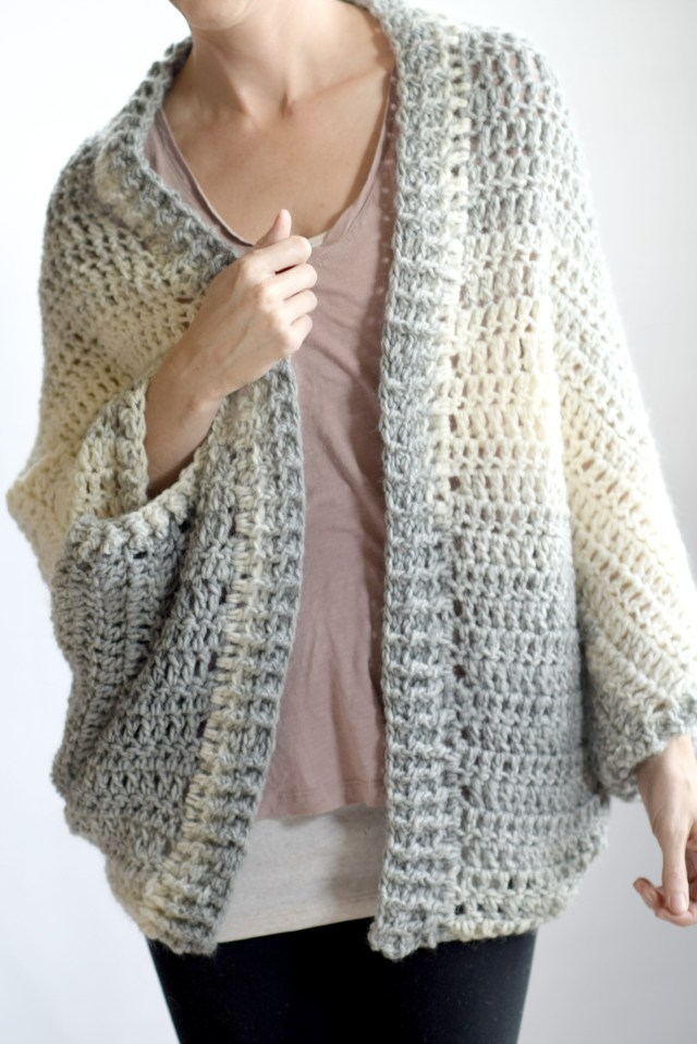 Crochet Shrug Plus Size Pattern Done In A Day Quick Shrug Crochet Pattern Mama In A Stitch