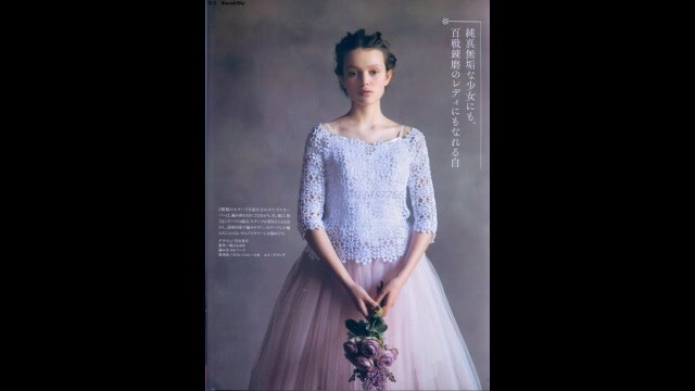 Crochet Wedding Dress Pattern Free Crochet Patterns For Free Crochet Wedding Dress 2405 Youtube