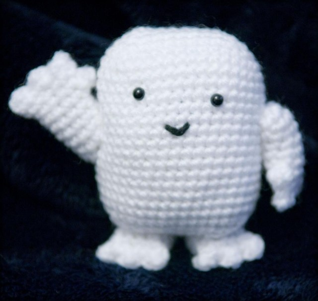 Free Doctor Who Crochet Patterns | Doctor who crochet, Crochet ... | 606x640