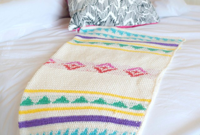 Doctor Who Crochet Blanket Pattern How To Work Tapestry Crochet The Easy Way Mama In A Stitch