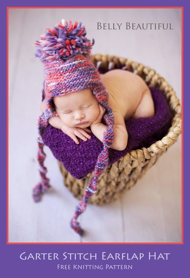 Earflap Hat Crochet Pattern Another Fun Freebie Knit Crochet Melodys Makings