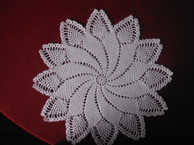 Easy Crochet Doily Patterns For Beginners Free Easy Crochet Doily Patterns Or Is It Still And Finished