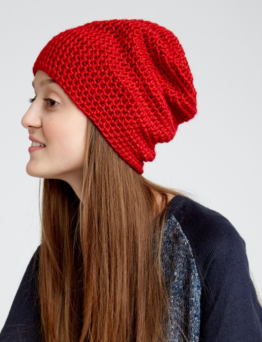 Easy Crochet Slouchy Hat Pattern Slouchy Beanie Crochet Patterns To Try Out Crochet And Knitting