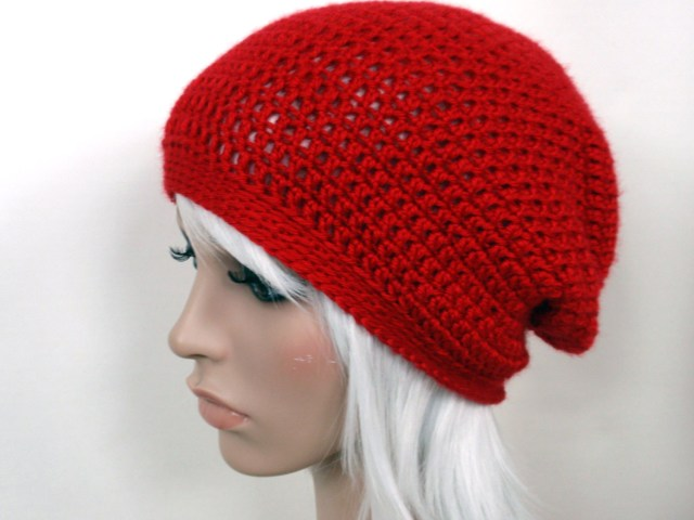Easy Crochet Slouchy Hat Pattern Slouchy Beanie Hats For Women Women Hats