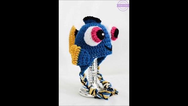 Fish Hat Crochet Pattern Crochet Fish Hat Youtube