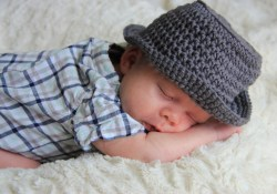 Free Crochet Baby Fedora Pattern Free Crochet Pattern Ba Fedora Request A Custom Order And Have