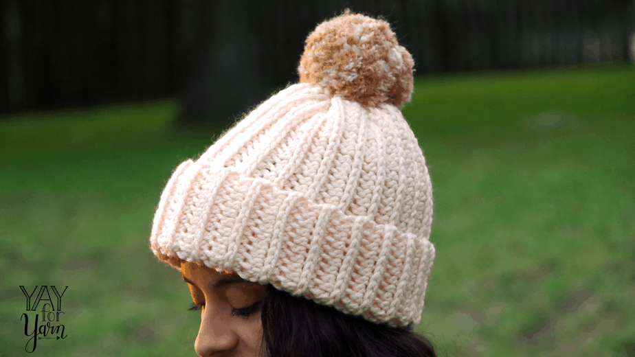 Free Crochet Hat Patterns For Adults Knit Look Crochet Hat Quick Easy Free Crochet Pattern For