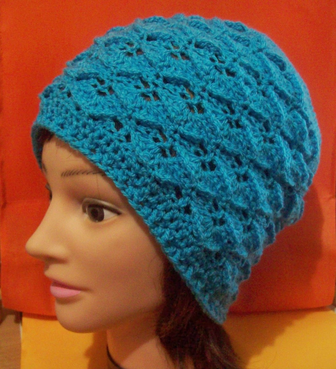 Free Crochet Hat Patterns For Adults The Dragon Scale Adult Hat Free Crochet Pattern Projects To
