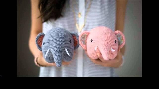 Free Crochet Pattern Elephant Free Crochet Elephant Free Patterns Youtube