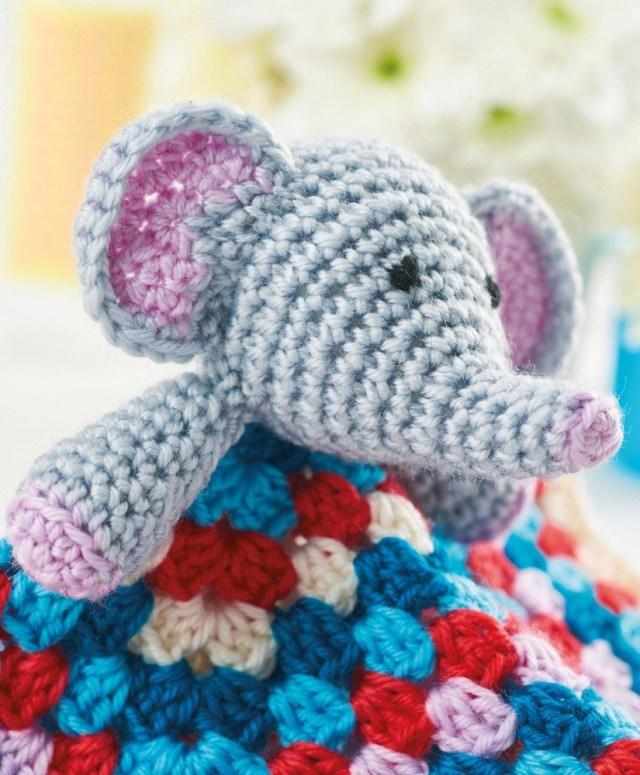 Free Crochet Pattern Elephant Free Crochet Pattern Ba Elephant Blanket Crochet 14 Pinterest