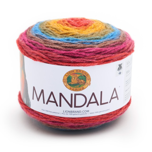 Lionbrand Com Free Crochet Patterns Mandala Whats In A Name 4 Free Patterns Lion Brand Notebook