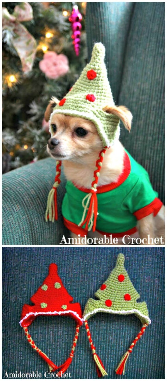 Puppy Dog Crochet Hat Pattern 26 Free Crochet Patterns For Pets To Make Their Life Easier Diy