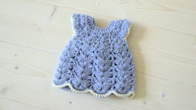 Simple Crochet Doll Pattern How To Crochet A Lace Animal Doll Dress Wooly Wonders Crochet