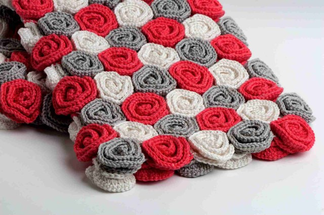 Simple Crochet Rose Pattern 9 Crochet Patterns For Roses