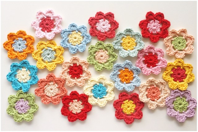 Simple Crochet Rose Pattern Easy Peasy Flower Pattern Tutorial Knitpurlhook