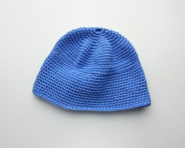 Single Crochet Hat Pattern 3 Simple Ways To Crochet A Hat For Beginners Wikihow