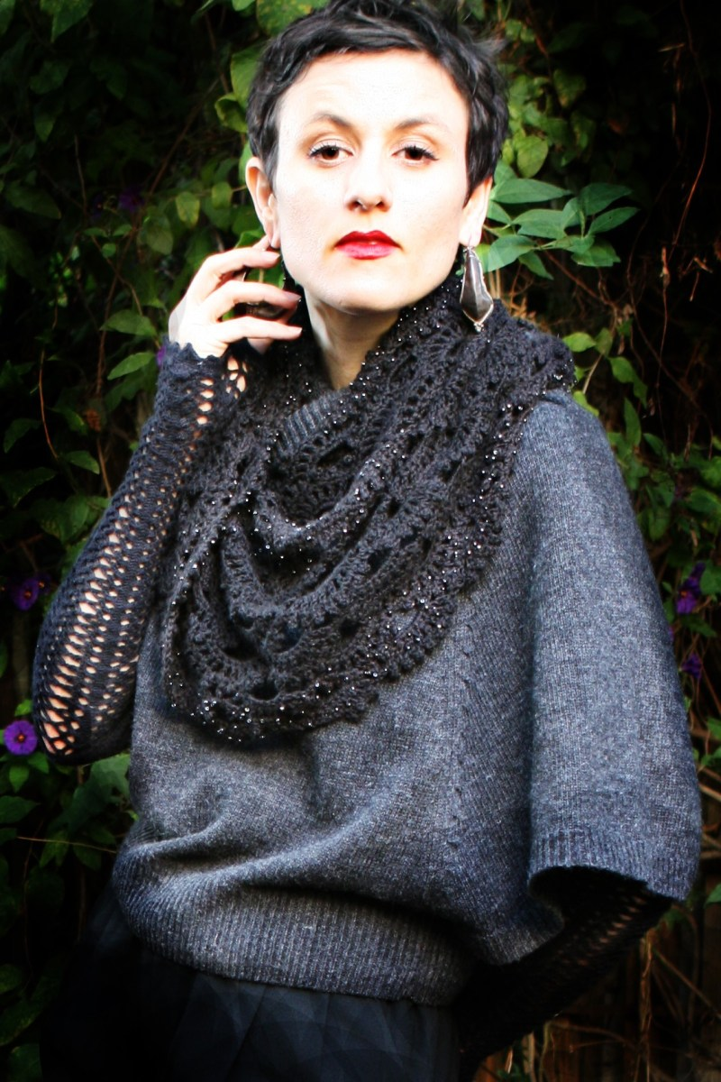 Snood Scarf Crochet Pattern Infinity Snoods To Knit And Crochet Pattern