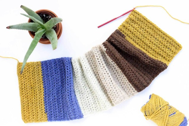 Snood Scarf Crochet Pattern Piece Of Cake Cowl With Caron Cakes Yarn Free Crochet Pattern