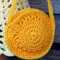 Doll Bag ~ ABC Knitting Patterns