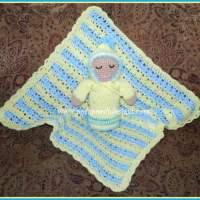 Sweet Baby Blanket ~ Sara Sach - Posh Pooch Designs