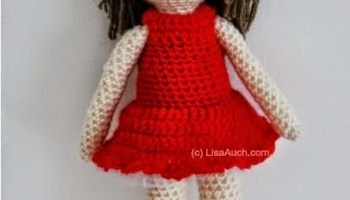 amigurumi doll crochet patterns free download - Salvabrani | Crochet dolls, Crochet  dolls free patterns, Crochet doll pattern | 200x350