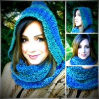 Amazing Grace Snoodie ~ Beatrice Ryan Designs