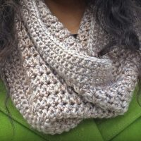 Eggnog Cowl ~ Little Monkeys Crochet - Stitch & Unwind