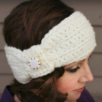 Wintertide Headband ~ Beatrice Ryan Designs