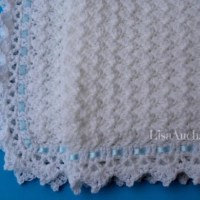 Little Clouds Baby Blanket ~ Free Crochet Patterns and Designs  by LisaAuch