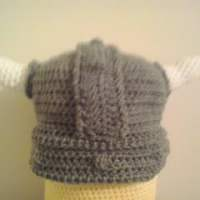 Viking Hat ~ Crochet Fanatic