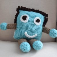 My Buddy Friend by Marie Segares/Underground Crafter