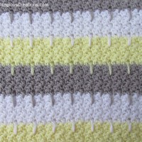 Lemon Squeezy Baby Blanket by Caitlin's Contagious Creations