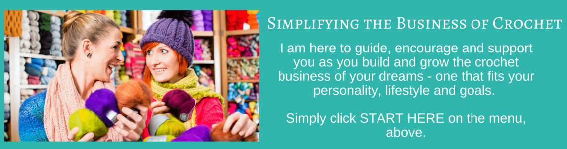 Simplifying the crochet business