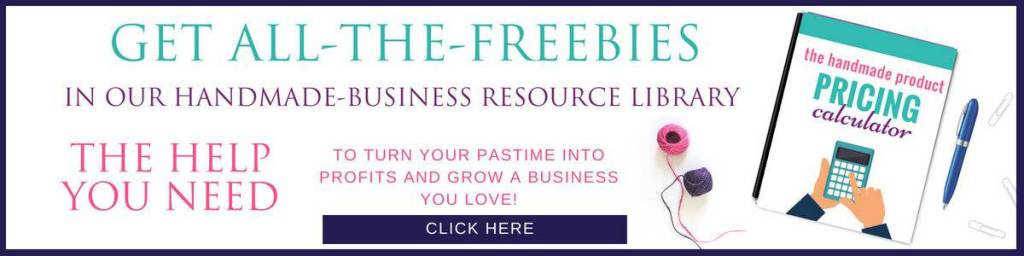 crochet business tips and resources library