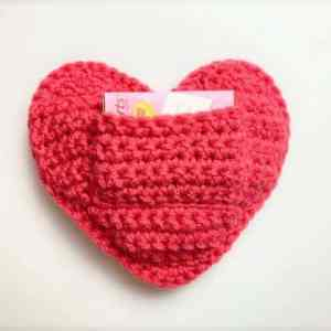 valentines crochet project
