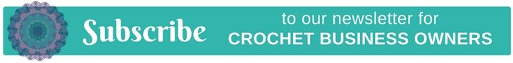 Subscribe Bar for Crochet Business Owners