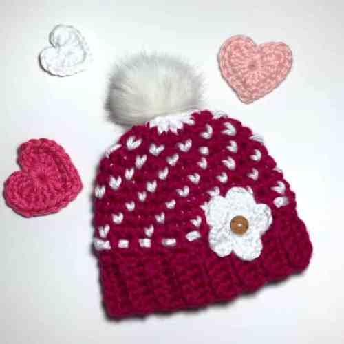 Heartful Hat