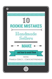 So many great tips here! Time to go make some tweaks. #handmadeseller #creativebusiness #creativeentrepreneur #crochetentrepreneur #crochetbusiness #crochetpreneur #solopreneur #etsy #etsyseller