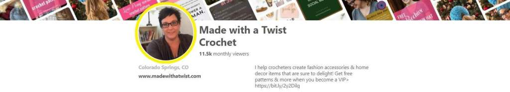 Use Pinterest for Your Etsy Shop: Profile Picture