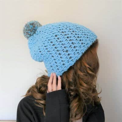 Polly Reversible Beanie....part of the 30 Days of Cozy Pattern Bundle