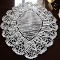 Crochet Doily (Fiber Art)