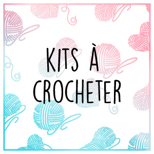 Kits à crocheter