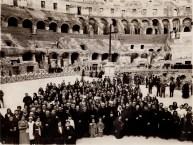 1933 Anno Santo Straordinario della Redenzione. In pellegrinaggio giubilare a Roma