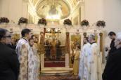 S.E. Rev.ma Gennadios Metropolita d'Italia e Malta. Foto ©Symeon Katsinas
